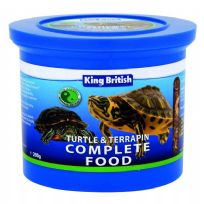 King British Turtle and Terrapin Complete Food - 200g